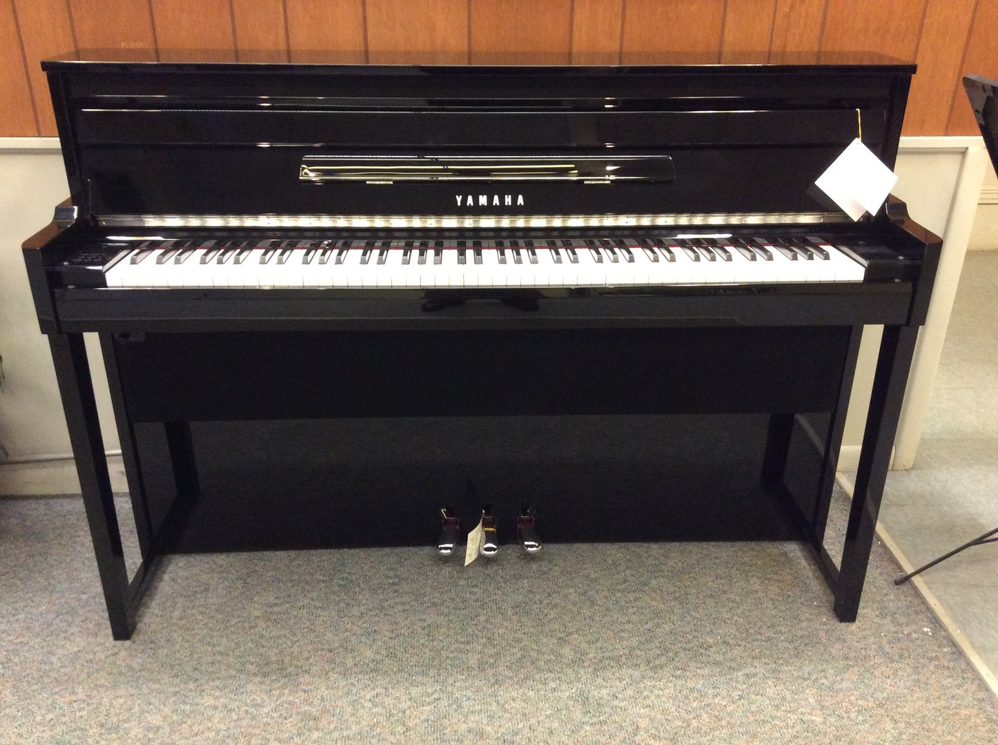 wow new piano yamaha nu1 hybrid leithold music 608
