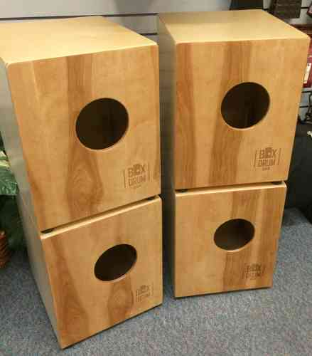 "BoxDrum USA ""Dual Tone"" bass Cajon"