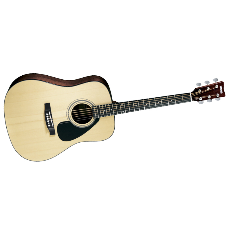 leithold music online yamaha deluxe acoustic guitar with accessories. Black Bedroom Furniture Sets. Home Design Ideas