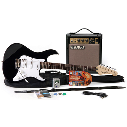 Yamaha Electric Guitar Starter Pack GigmakerEG  *Includes Amp and Accessories!