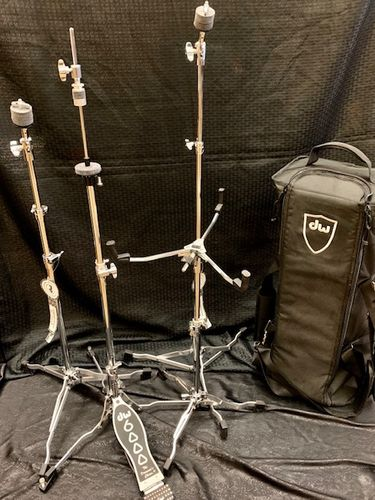 DW 6000 LIGHT WEIGHT Drum Hardware package with bag