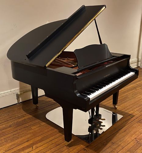 "Yamaha Grand Piano GC1 MSE 5'3"" Satin Ebony"