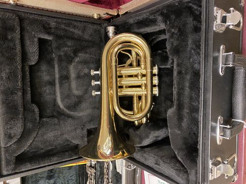 Jupiter POCKET TRUMPET (used) JPT516