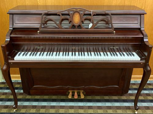 USED Weber WFD 44 Queen Ann Console piano
