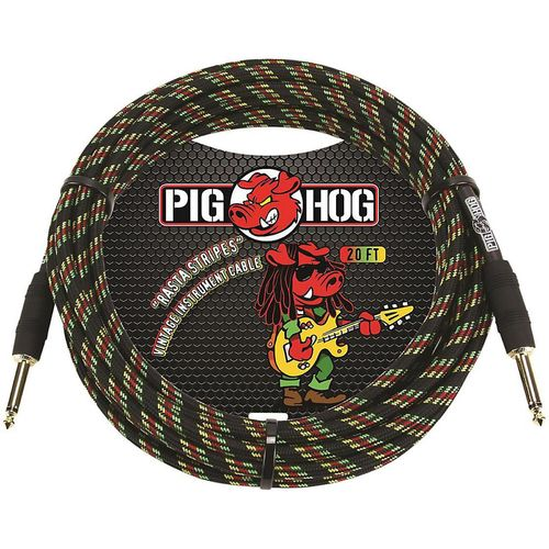 Pig Hog Instrument Cable 20 ft.