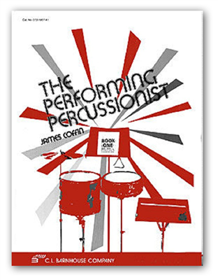 The Performing Percussionist – Book 1