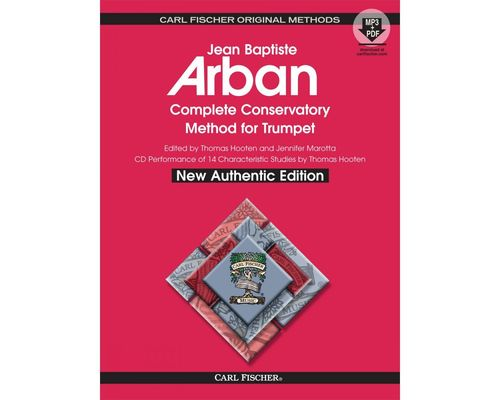 Arban - Complete Conservatory Method for Trumpet New Authentic Edition