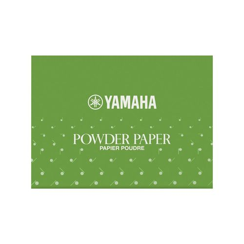 Yamaha Powdered Woodwind Pad Paper YAC1112P