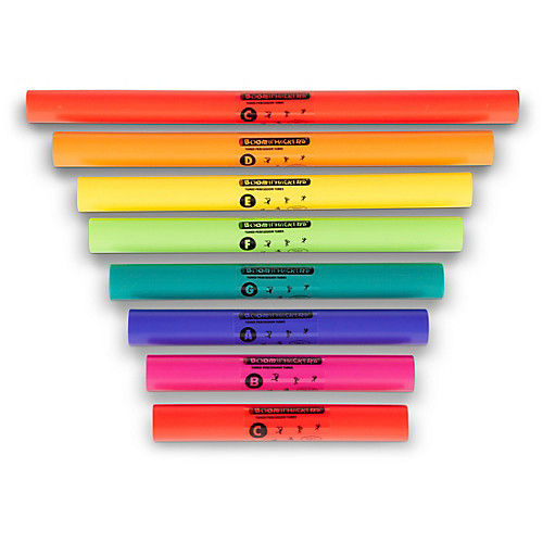 Boomwhackers C Major Diatonic Scale Set BWDG