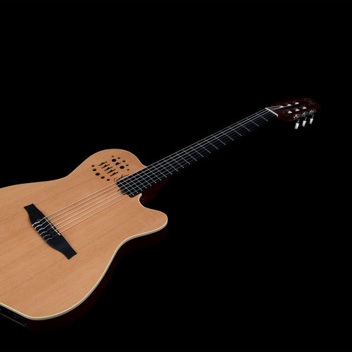 Godin ACS-SA Slim Nylon String Ac/El guitar