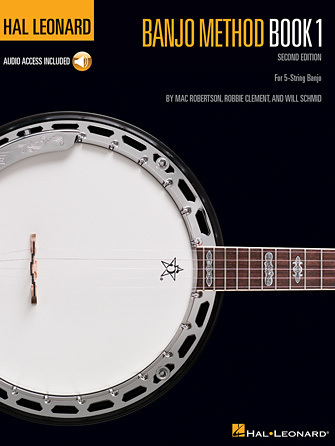 Hal Leonard Banjo Method - Book 1 2nd Edition