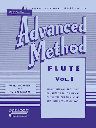 Rubank Advanced Method - Vol. 1